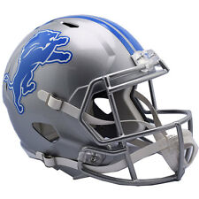 DETROIT LIONS NEW 2017 RIDDELL SPEED NFL FULL SIZE REPLICA FOOTBALL HELMET
