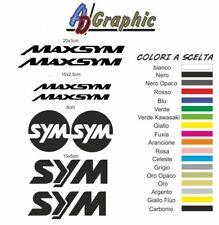 kit adesivi adesivo Stickers decal sticker pegatina per scooter sym maxsym