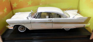 Plymouth Fury 1958 scale 1/18 serialized chassis 1 of 9.996 American Muscle