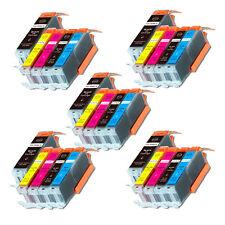 25PK Ink Set + Chip use for Canon PGI-250XL CLI-251 MG5520 MG6620 MG5620 MG6420