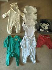 Newborn Baby Boys Clothing Bundle
