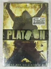 Platoon (2-Disc Dvd, Widescreen, 1986) Oliver Stone Willem Dafoe New Unopened