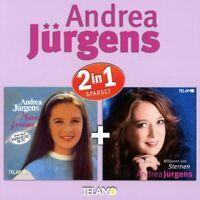 ANDREA JÜRGENS - 2 IN 1  2 CD NEU