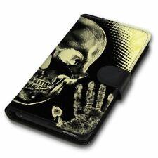 Design Handy Tasche Book Etui Cover Hülle Case Schutz Wallet ibles-MV-378