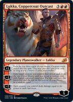 Magic the Gathering (mtg): Ikoria: Lukka, Coppercoat Outcast - Rare