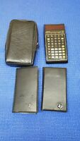 Texas Instruments TI-58C Programmable Calculator Master Library / Applied Statis