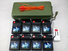 8 Cues Fireworks Firing system Smart Switch remote Safety Igniter display stage