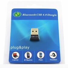 NEW USB Bluetooth Mini Adapter V4.0 Dual Mode Wireless Dongle - Windows 7 8 10