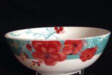 Lenox Simply Fine Bone China Chirp Floral 6 1/2' All Purpose Bowl NEW