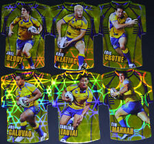 Parramatta Eels Team Set Modern (1970-Now) NRL & Rugby League Trading Cards