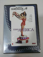 MISS AMERICA HOLLY HUNTER TIM ROBBINS DVD SLIM ESPAÑOL NEW NUEVA