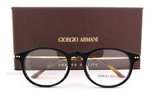 Brand New Giorgio Armani Eyeglass Frames AR 7010 5017 BLACK 100% Authentic