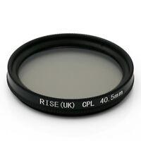 40.5mm Circular Polarizing CPL Filter for Canon Nikon Sony Samsung Lens