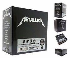 The Metallica Album Collection 13 Album CD Box Set SEALED Japan Import USA Ship