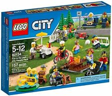 Lego City - Man in Wheelchair From Set 60134