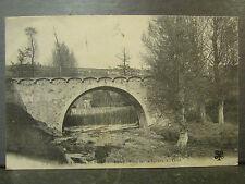 cpa 42 environs de st etienne pont sur le furens a l'etrat