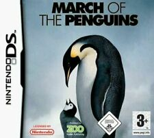 march of the penguins ds