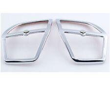 Honda Goldwing 1800 2006-2012 Front Speaker Grills With Eagle Emblem 45-1235/B11
