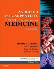 Andreoli and Carpenter's Cecil Essentials of Medicine: With STUDENT-ExLibrary