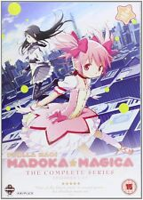 Puella Magi Madoka Magica Complete Series DVD New & Sealed ANIME Region 2 MN