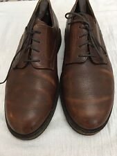 Mephisto Air Relax Goodyear Welt Men's Brown Leather Oxfords Lace Up Size 11