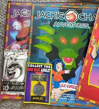 More details for jackie chan adventures trading cards, talismans & comics (2003)