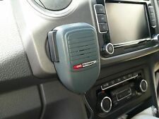 VW Amarok - CB/UHF RADIO purpose built dashboard handset MIC mounting bracket