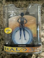 Halo 3 Series 1 CORTANA FIGURE LIGHTS UP DISPLAY MCFARLANE