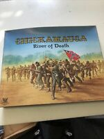 Phoenix Enterprises Chickamauga River of Death War Partially Unpunched