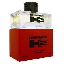 HUMMER H2 Cologne Spray for Men edt 4.2 oz Brand New in Box