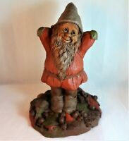 "Tom Clark Gnome Miles 1985 Edition 37 Figurine 6 7/8"" Tall"