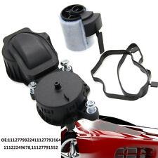 For BMW E46 E60 E65 E53 E83 2.5d 3.0d Oil Separator Filter Crankcase Valve Set