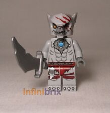 Lego Winzar Minifigure from sets 70004 + 70106 Legends of Chima Wolf NEW loc009