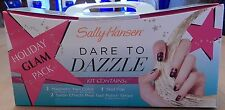 Sally Hansen Dare To Dazzle Holiday Glam Pack Nail Polish Gift Set