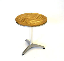 Ash Table, Garden Table, Cafe Tables, Bistro Furniture, Ash Wooden Table