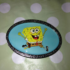 SPONGEBOB SQUARE PANTS Collectable Rare Belt Buckle
