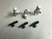 Lego Star Wars Mini figurine de Storm trooper | Set 7264 | 2005