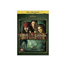 Pirates of The Caribbean Dead Man's C 0786936815467 DVD Region 1