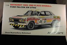 1/18 1969 Bathurst 2nd Place Ford Falcon