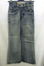 Jeans bleu pour garçon de 2 à 16 ans en 100% coton
