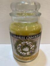 Brand New Yankee Candle WINDSWEPT DUNE Large Jar 22 OZ 1537756