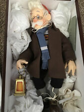 R John Wright Geppetto Searches For Pinocchio Signed Limited 009/250 With COA