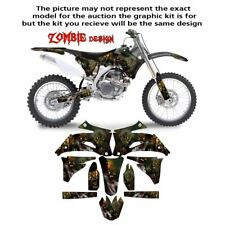 Gas Gas 1998-2001 Zombie Graphic Kits