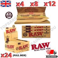 X2 KING SIZE RAW CLASSIC ROACH FILTER RIZLA TIP KIT X 2-X2