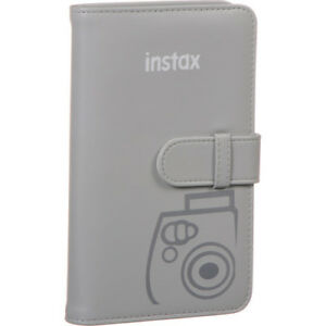 Fujifilm instax Wallet Photo Album for Fuji Instax Mini Film  SMOKEY WHITE #9036