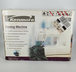Kenmore Sears Sewing Machine with Accessories 020 15108 NEW SEALED!