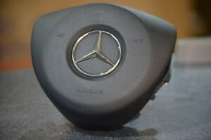 Mercedes-Benz CLA CLS GLA GLE GLS E C-Class Base Steering Wheel Airbag OEM