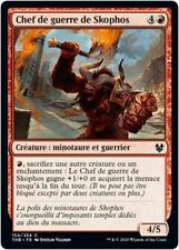 MTG Magic THB - (x4) Skophos Warleader/Chef de guerre de Skophos, French/VF