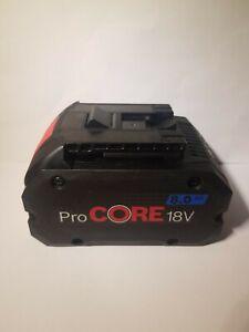 Bosch Battery Pro Core 18V 8.0Ah