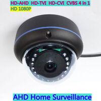 1080P 2.0MP AHD Camera 180 Degree CCTV Surveillance Camera IR night vision cam